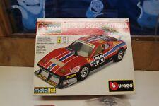Vintage Burago 5133 Ferrari 512 BB Daytona Metal Kit 1/24 UNMADE SH1
