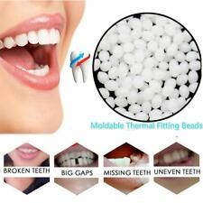 Temporary Teeth Repair Kit, Moldable False Teeth, Thermal Fitting Beads for Snap