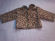 "American Made 18"" Boy doll Clothes - Gingerbread Men Long Sleeve Shirt"