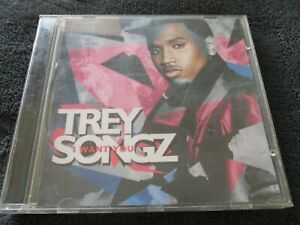 """Trey Songz """"I Want You"""". CD"""