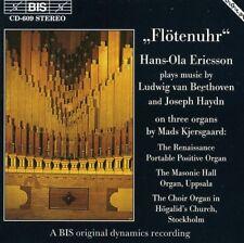 Hans-Ola Ericsson, Ludwig van Beethoven - Flotenuhr [New CD]