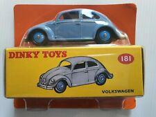 Modellino DIE CAST Dinky Toys Wolkswagen Maggiolino DeAgostini 1/43 1:43 + volum