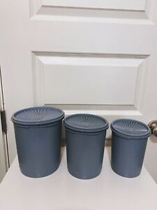 Tupperware Kitchen Canisters Jars For Sale Ebay