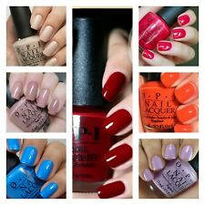 Opi Nail Polish, You Choose! Buy 4 For $12. (Add All 4 To Cart)!