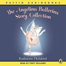 Angelina Ballerina by Katharine Holabird (Audiobook CD)