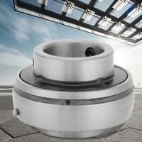 1Pcs/Set UC205 25mm High Quality Plated Insert Mounted Ball Steel Bearing