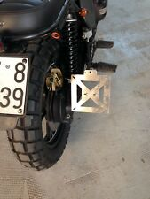 Porta Targa Laterale moto Bmw K100 K75