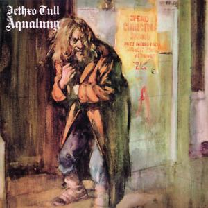JETHRO TULL AQUALUNG: 40th ANNIVERSARY CD ALBUM