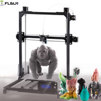Flsun Prusa I3 3d printer reprep Auto-leveling 300*300*420mm Large Printing Area