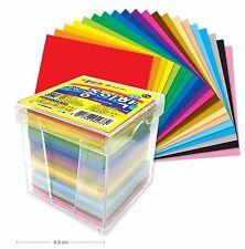 [K-  MALL] Jong Ie Nara Craft Paper, 6.9cmx6.9cm, 20 Colors Single Sided 1,000