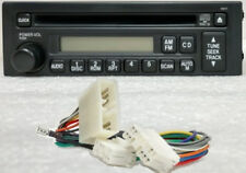 CD radio & wiring adapter package for tractors w/ 16269129 16269309 Delco stereo