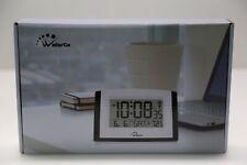 Wallarge Atomic Clock,Autoset Digital Alarm Days Clock,Wall Clock Or Desk Clock