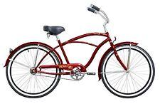 """NEW Beach Cruiser Micargi Tahitti One Speed Bike Bicycle 26"""" MEN'S & WOMEN'S"""
