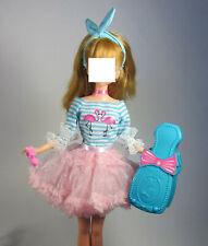 Mimi World Mimi Doll Original Outfit Flamingo Barrettes Hair Chalk Takara Jenny