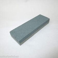 Wetzstein Abziehstein Schleifstein Wasserschleifstein 150x50x25 mm grob fein