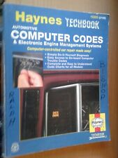 Haynes Techbook 10205, Computer Codes & Electronic Engine Management Systems