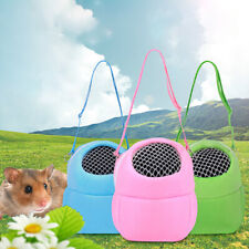 Small Pet Carrier Rabbit Cage Hamster Chinchilla Travel Warm Bags Guinea Pzy J2