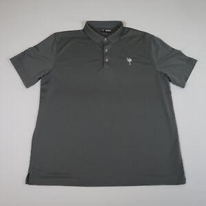 Callaway Men's 2XL Gray Opti-Dri Short Sleeve Golf Polo Shirt