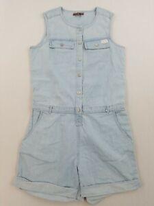 Seven 7 For All Mankind dress one-piece romper shortalls EUC  6 7 8 10 CHOICE
