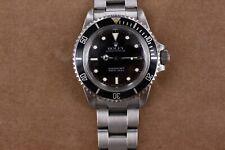 Rolex Submariner Date Ref.5513 in Good condition anno 1986