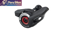 SHIMANO TOURNEY TZ FRONT SHIFTER THUMB 3 SPEEDS L/H WITH CABLES