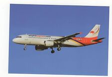 Airphil Express Airbus A320-214 Aviation Postcard, A718