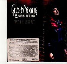 (DN999) Gabby Young & Other Animals, Walk Away - 2012 DJ CD