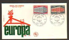 EUROPA / ANDORRE / PREMIER JOUR 1969