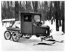 1926 Ford Model T Snowmobile Factory Photo ub4755-R9Y4NJ