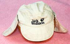 Jack WOLFSKIN ♥ Schirmmütze ♥  Kopfbedeckung ♥ CAPE mit Nackenschutz Gr. S *TOP*