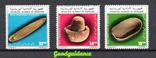 1983- Mauritania - Mauritanie - Prehistoric Grindstones - Meules préhistoriques