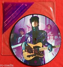 "PRINCE -Little Red Corvette/1999- Rare USA 7"" Picture Disc (Vinyl Record)"