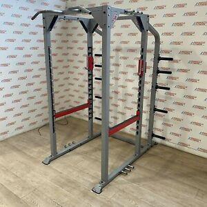 Full Olympic Power Rack by Origin Fitness (Commercial Half Rack)