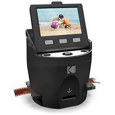 KODAK SCANZA Digital Film Slide Scanner Converts 35mm