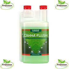 Canna Flush 1L Removes Excess Nutrients From Any Growing Media