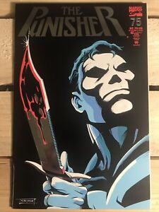 THE PUNISHER☠️ #75 NM🔥 Vol 2 Police Action Part 3