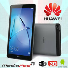 "Huawei MediaPad T3 7"" Quad Core/8GB/1GB + WiFi + 3G Android Tablet *SPACE GREY*"