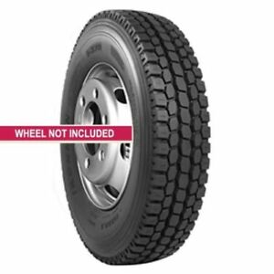 New Tire 285 75 24.5 Ironman 370 OSD Open Drive Semi 14 Ply 285/75R24.5 LP ATD