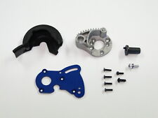 NEW TRAXXAS SUMMIT 1/10 Motor Mount/Gear Cover Set RM13