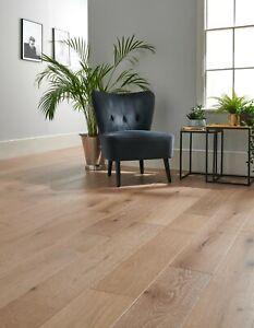 Style City Oak Engineered Wood Flooring 1.08m2 (£22.00 per m2) SAVE 45% OFF RRP