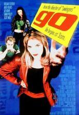 Go (1999) Sarah Polley, Katie Holmes DVD BRAND NEW