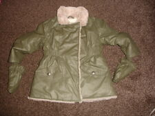 Fantastic Infant Girls Winter Coat.  Fur Lined/Shower Proof - Age 2-3 Years