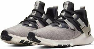 Nike Flexmethod TR Training Shoes Dark Smoke Gray Ivory BQ3063-006 Men's  NEW