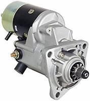 Motor de arranque WS1360 12 V Yanmar