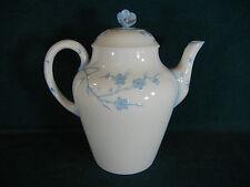 "Copeland Spode Light Blue Geisha Large 8 1/4"" Coffee Pot and Lid"