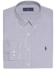 Polo Ralph Lauren Bengal Stripe Dress Shirt Size 17/36-37