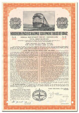 Northern Pacific Railway Equipment Trust of 1962