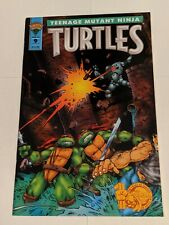 Teenage Mutant Ninja Turtles #9 August 1995 Mirage Publishing Comics TMNT