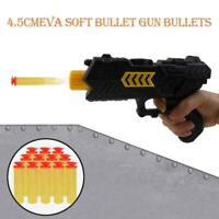 2in1 Kids Gun Toy Water Bullets 45cmEVA Soft Bullet Elite NStrike Tool L3L4 K8J0