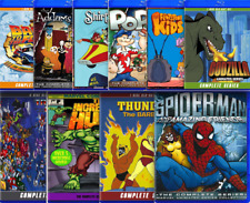 The Greatest Saturday Morning Cartoons Of All Time Blu-Ray Celebration Series